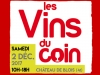 Les Vins du Coin le 2 décembre 2017 à Blois avec un concours-photo
