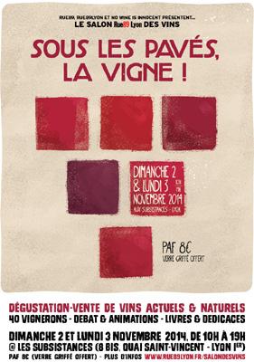 Salon des vins naturels Rue89 Lyon 2014