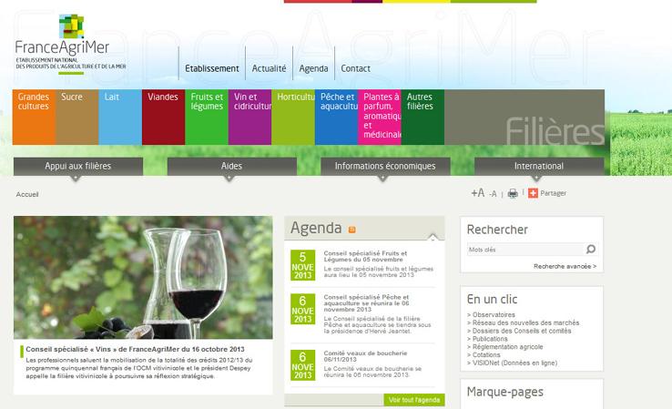 Onivins, Office des Vins de FranceAgriMer