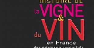 Histoire de la vigne & du vin en France, des origines au XIXe siècle de Roger Dion