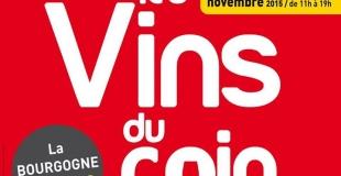Les vins du coin 28 et 29 novembre 2015 seront à Thésée