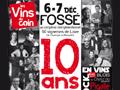 Les Vins du Coin fêtent leurs 10 ans les 6 et 7 décembre 2014