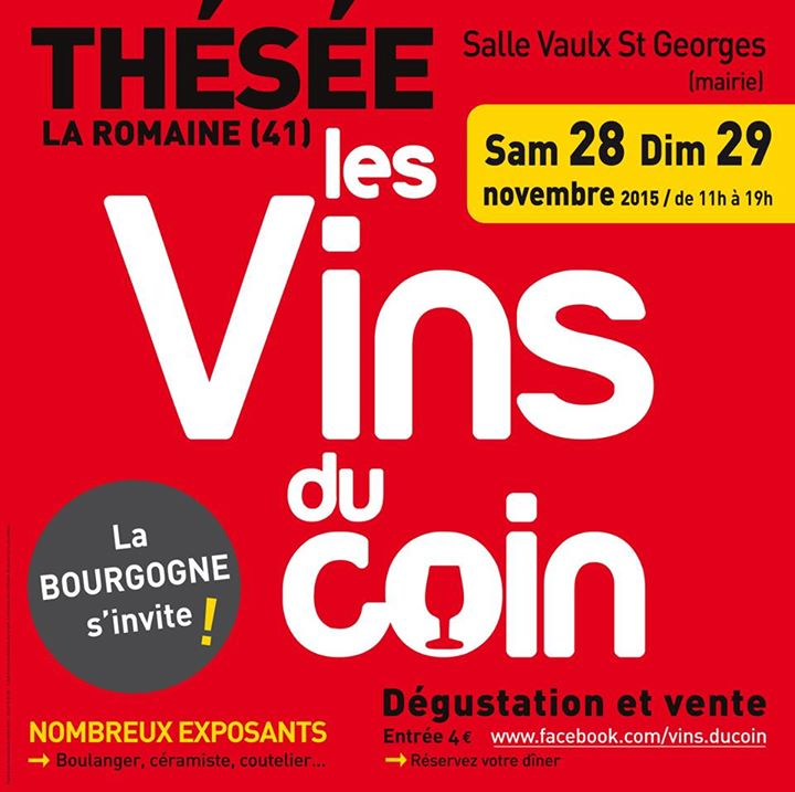 Vins du Coin 2015