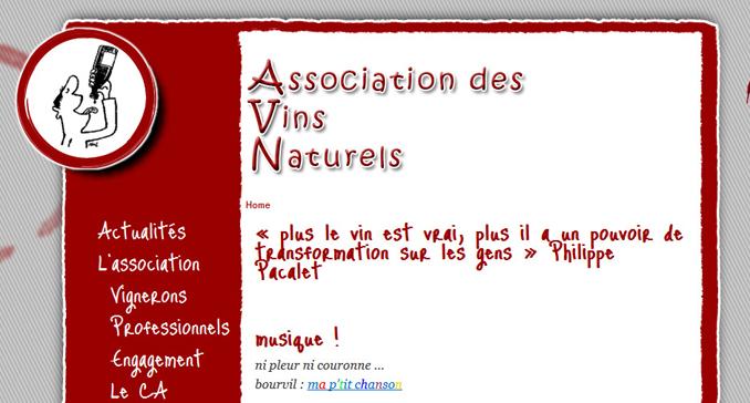 Association des vins naturels